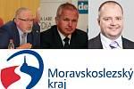 Zleva Martin Gebauer, Stanislav Folwarczny a Radek Podstawka.
