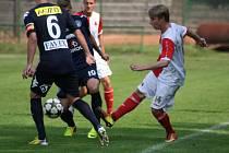 Orlovští fotbalisté uhráli další bodík. Bude se hodit.