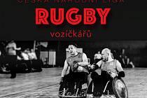 V Bohumíně se v sobotu hraje liga rugby vozíčkářů.
