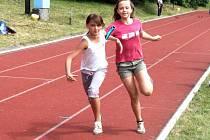 Oblastního kola Poháru rozhlasu se v Havířově zúčastnilo na 400 mladých atletů, kteří navštěvují sportovní třídy.