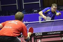 Stolní tenisté Baníku Havířov sehráli poslední zápasy základní části.
