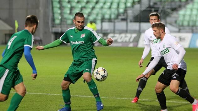 Karvinští si zahráli proti týmu ze Šumperska.