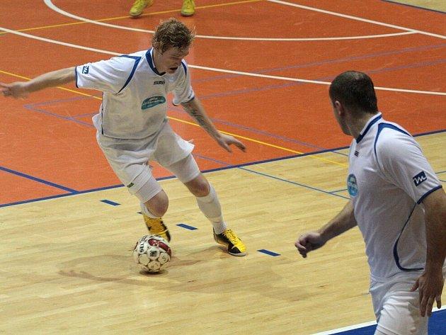 Futsalisté Havířova v hezkém utkání získali bod.