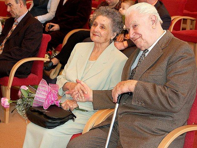 František a Alena Lakosilovi z Orlové-Poruby