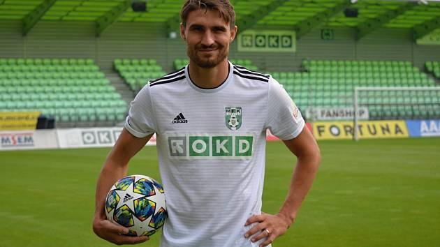 Michal Papadopulos má před sebou asi poslední ligovou sezonu.