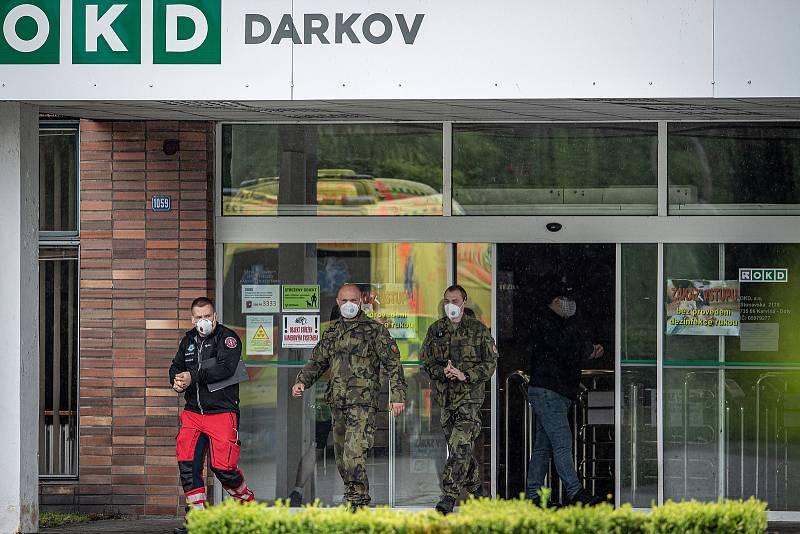 Kvůli koronaviru a dalším okolnostem je dnes největší těžební společnost v České republice v situaci, kdy jde o holé přežití.
