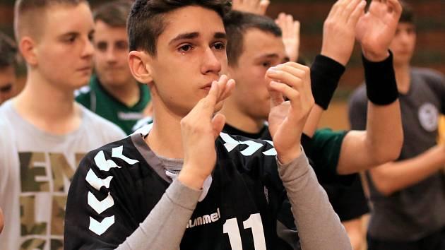 Karvinským chlapcům zůstaly po posledním utkání oči pro pláč. Titul jim proklouzl mezi prsty.