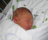 Vojtíšek se narodil 29. listopadu paní Nikol Luptákové z Chotěbuze. Po narození miminko vážilo 2750 g a měřilo 47 cm.