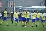 Fotbalisté Bohumína otočili zápas.