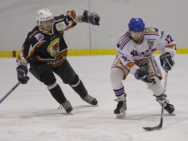 Hokejový klub SK Karviná podal přihlášku do druhé ligy.