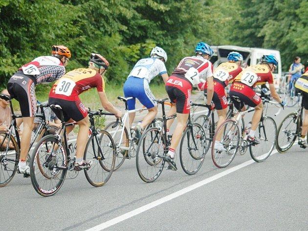 Cyklistický klub Feso Petřvald pořádal vyvrcholení Moravskoslezského poháru v silniční cyklistice.