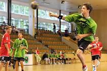 Starší žáci ovládli další turnaj žákovské ligy.