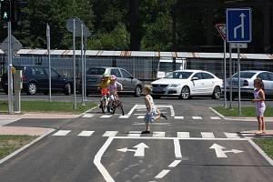 Dopravní hřiště. Ilustrační snímek.