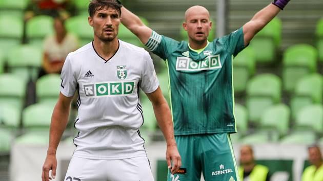 Michal Papadopulos si po jedenácti letech zase vyzkoušel českou ligu.