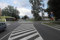 Policie hledá svědky dopravní nehody, ke které došlo 15. července 2015 v půl sedmé ráno na křižovatce ulic Havířská, J. Vrchlického a Sportovní (kruhový objezd) v Karviné.