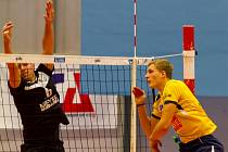 Volejbalisté Havířova nestačili v extralize na nováčka z Karlových Varů.