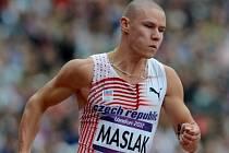 Pavel Maslák si v Tampere doběhl pro bronz.