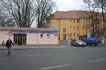 Bohumínská městská nemocnice.