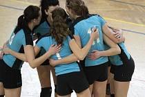 Mladé volejbalistky Karviné vyhrály skupinu o záchranu v I. lize.
