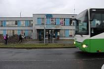 V Orlové se přestavuje autobusové nádraží. Zmizí i dosavadní výpravní budova. Hotovo má být v červenci 2018.