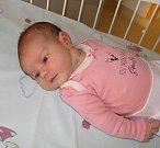 Laura Ďureková se narodila 30. května paní Kateřině Bělocké z Karviné. Porodní váha holčičky byla 4160 g a míra 52 cm.