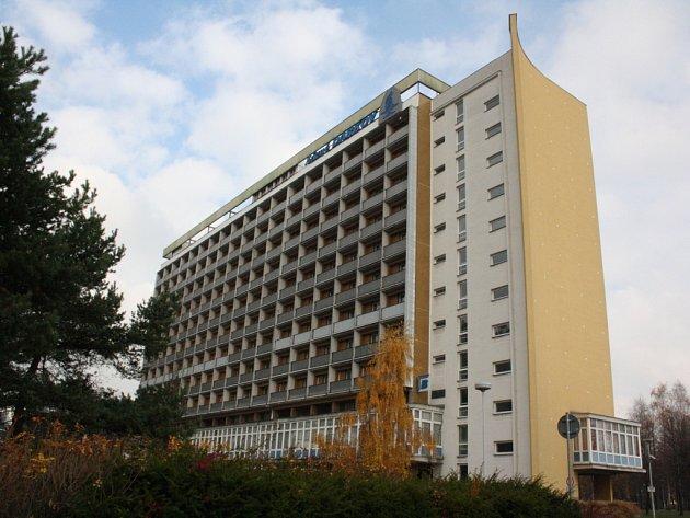Lázně Darkov, Rehabilitační sanatorium v Karviné-Hranicích.