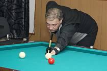 Ivo Gazdoš byl členem úspěšného bohumínského týmu.