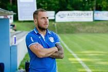 Miroslav Matušovič, hrající trenér Havířova.