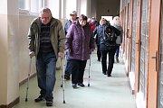 V Orlové volil ve druhém kole prezidentských voleb rekordní počet lidí.