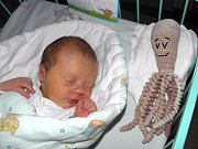 Tadeášek Duda se narodil 17. listopadu mamince Lucii Dudové z Karviné. Po narození dítě vážilo 3520 g a měřilo 51 cm.