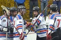 Hokejbalisté opět odskočili Ústí nad Labem.