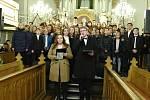 Vánoční koncert havířovského Gymnázia Komenského.