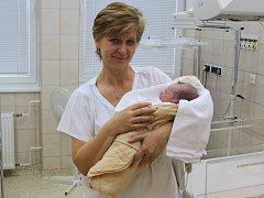 Porodní asistentka roku 2012 - Jindřiška Sojková z havířovské nemocnice.