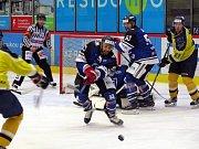 Hokejistům skončila sedmizápasová vítězná šňůra.