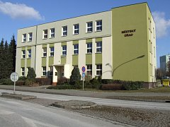 Radnice v Rychvaldě.