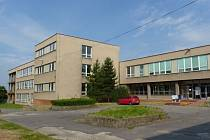 Bývalá ZŠ Žižkova v Karviné.