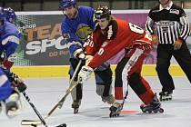 In line hokejisté Havířova dvakrát prohráli. Uspějí v neděli doma?