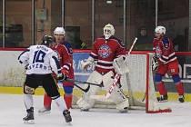 Havířov (v bílém) doma porazil Havlíčkův Brod.
