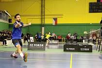 Další špičkový badminton po lednovém mistrovství republiky uvidí Karviná.