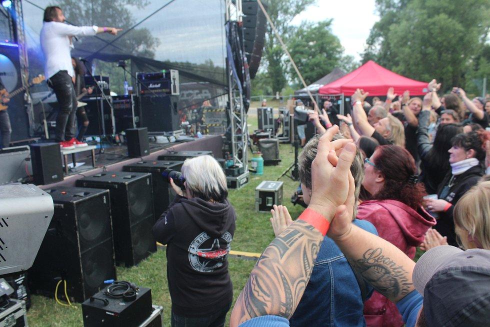 V Karviné proběhl třetí ročník hudebního festivalu Lodičky Rocks!