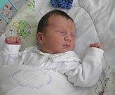 Tadeášek se narodil 17. března paní Lucii Vrbické z Bohumína. Po porodu chlapeček vážil 3170 g a měřil 49 cm.
