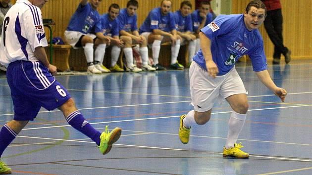 Sálovkáři Premia rozehráli čtvrtfinále slibně.