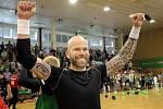 Po třinácti letech se vrátil Michal Brůna do Karviné a je z toho titul číslo 13. Jak symbolické.