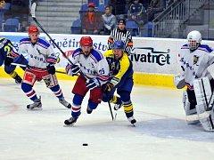 Třetí čtvrtinu základní části odstartovali hokejisté SK tak, jako končili tu druhou - porážkou.