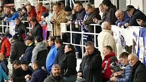 Skvělá atmosféra na zápase AZ Havířov proti Českým Budějovicím