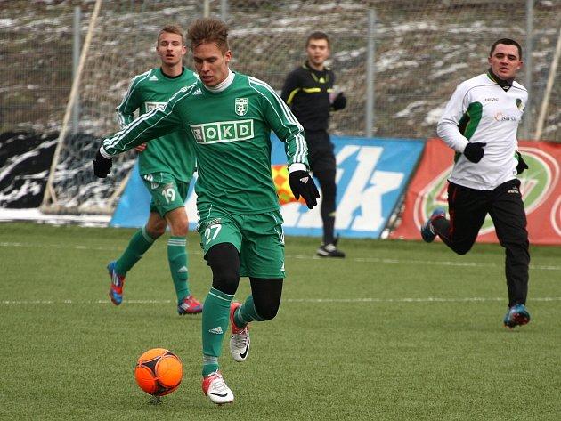 Richard Vaclík naznačil už v zimní přípravě, že si šanci v A-týmu zaslouží.