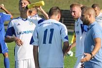 Petrovičtí fotbalisté na Valašsku prohráli.