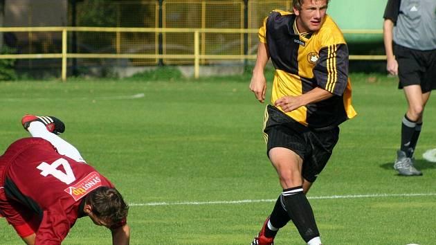 Hráči Petrovic padají směrem ke dnu divizní tabulky.