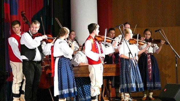 Koncert Gymnázia Komenského k 50. výročí založení