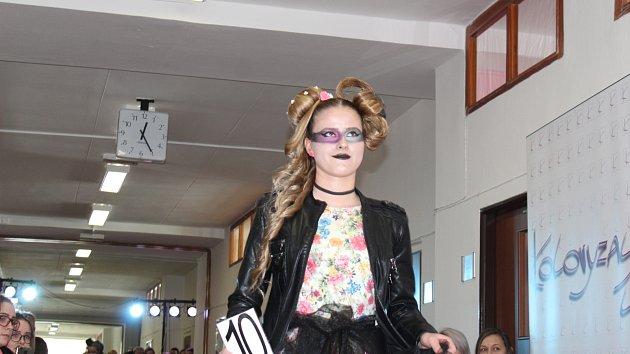 Soutěž mladých kreativních kadeřníků v Havířově